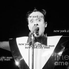 Steven Macanka - New York City Man