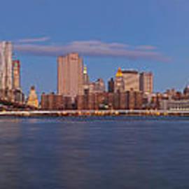 Juergen Roth - New York City Skyline Panorama