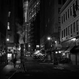 Vivienne Gucwa - New York City Street - Night
