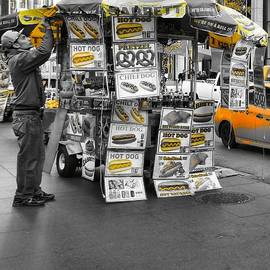 Dan Sproul - New York City Street Vendor