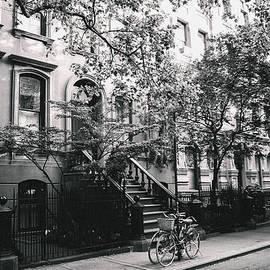 Vivienne Gucwa - New York City - Summer - West Village Street