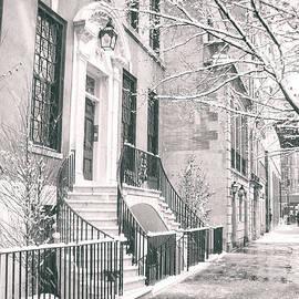 Vivienne Gucwa - New York City - Winter Afternoon