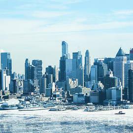 Regina Geoghan - New York City Winter Blues