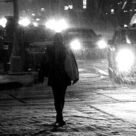 Miriam Danar - New York in the Snow - It