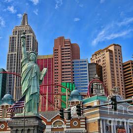 Diana Sainz - New York in Vegas by Diana Sainz