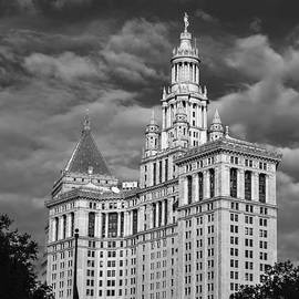 Jatinkumar Thakkar - New York Municipal Building - Black and White