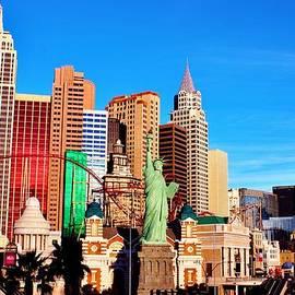 Benjamin Yeager - New York Nevada