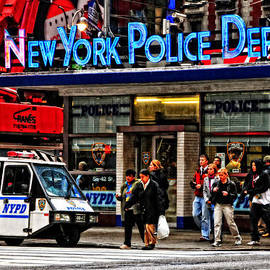 Mike Martin - New York Police Dept