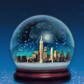 Douglas MooreZart - New York Snow Globe