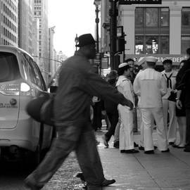 Miriam Danar - New York Street Scene - Fleet Week New York City