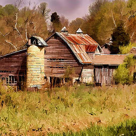David Yocum - Newton Township Barn