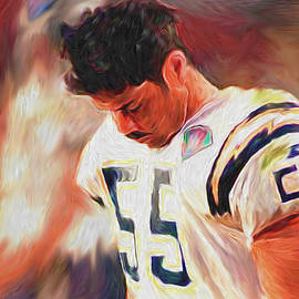 Tyler Watts - KyddCo - NFL - Junior Seau