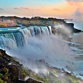 Frozen in Time Fine Art Photography - Niagara Falls