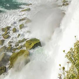 LeeAnn McLaneGoetz McLaneGoetzStudioLLCcom - Niagara Falls on the rocks