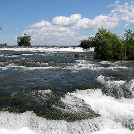 Rose Santuci-Sofranko - Niagara River Rapids