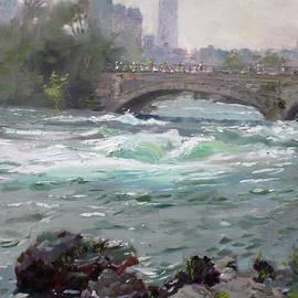 Ylli Haruni - Niagara Roaring River