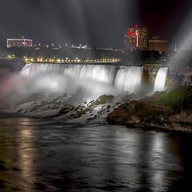 Eduard Moldoveanu - Niagra Falls