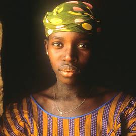 Ross Lewis - Nigerian Mother in Window