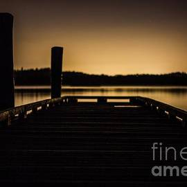 Michael Cross - Night at the lake