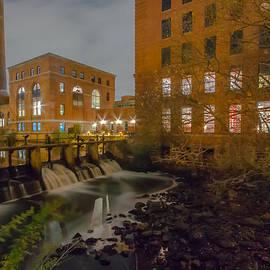 Brian MacLean - Night at the River