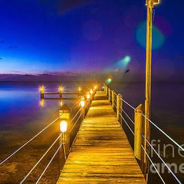 Bruce Bain - Night Lights