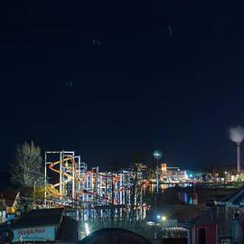Jukka Heinovirta - Night View Of Tampere 2