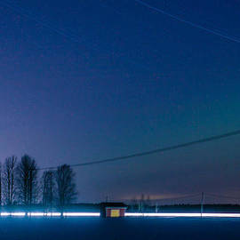 Jukka Heinovirta - Night View Of The Fields 1