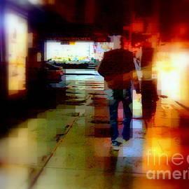 Miriam Danar - Night Walk in the City - New York