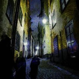 Gun Legler - Night wanderers