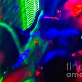 M and L Creations - Nightclub Abstract