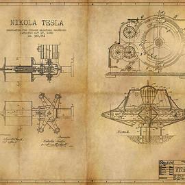 James Christopher Hill - Nikola Telsa