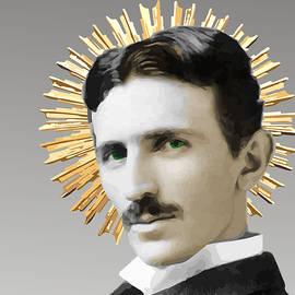 Joaquin Abella - Nikola Tesla By Quim Abella