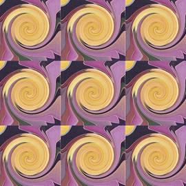 Helena Tiainen - Nine Autumn Swirls