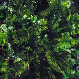 Kamil Swiatek - No Leaf Clover - Triptych