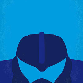 Chungkong Art - No306 My Pacific Rim minimal movie poster