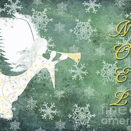 Debbie Portwood - Noel Christmas Card