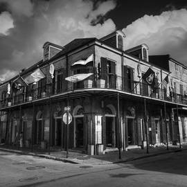 Lance Vaughn - NOLA - French Quarter 006 BW