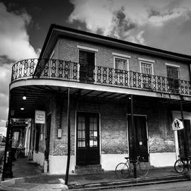Lance Vaughn - NOLA - French Quarter 007 BW