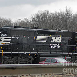 J M Lister - Norfolk Southern Engine 3237 #1