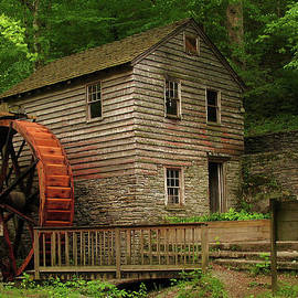 Douglas Stucky - Norris Dam Grist Mill