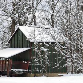 Benanne Stiens - North Carolina Tobacco Barn
