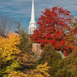 Scott Thorp - North Church
