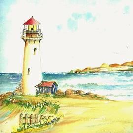 David Patrick - North Coast Light house