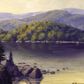 Rick Hansen - North Lake