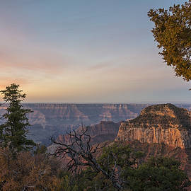 Brian Harig - North Rim Sunrise 1 - Grand Canyon National Park - Arizona