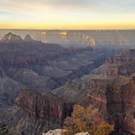 Brian Harig - North Rim Sunrise Panorama 2 - Grand Canyon National Park - Arizona