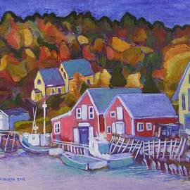 Janet Ashworth - North-West Cove