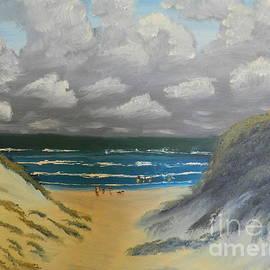 Pamela  Meredith - North Windang Beach