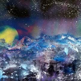 Gerry Smith - Northern Lights Relection