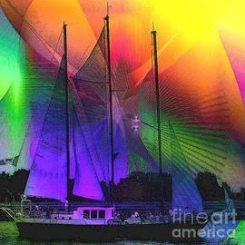 Iris Gelbart - Northern Sail